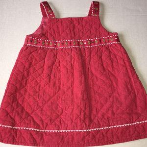 Gymboree Gingerbread Girl Dress 6-12 months